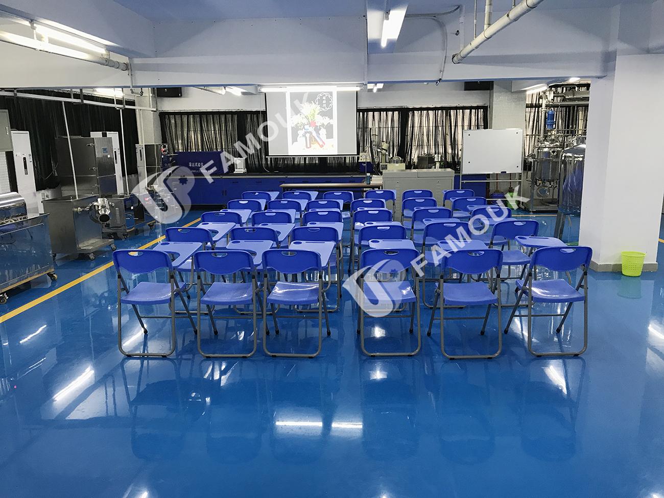 固體制劑實訓建設-揭陽職業技術學院